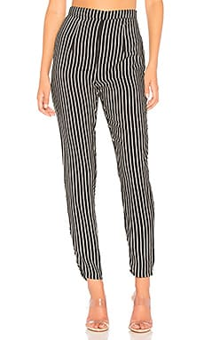 Kourtney Striped Pant About Us $31