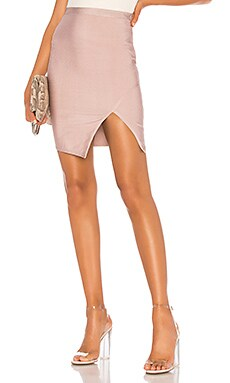 Alexa Bandage Skirt About Us $30
