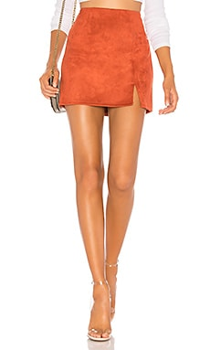 Dillon Mini Skirt superdown $52 BEST SELLER