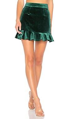 Lisa Velvet Skirt About Us $52 NEW ARRIVAL