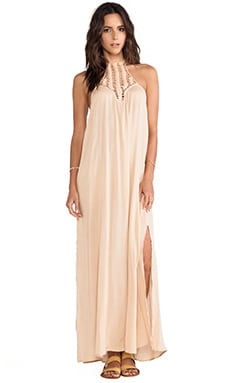 Acacia Swimwear Positano Maxi in Naked