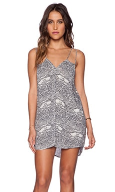 Acacia Swimwear Capri Mini Dress in Snake