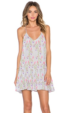 Acacia Swimwear St Tropez Mini Dress in Vintage Hawaii