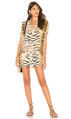 Mombasa Shirt Dress Acacia Swimwear $110