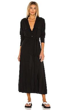 Georgia Tencel Dress ACACIA $158