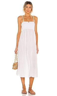 Bonnie Cotton Dress ACACIA $106