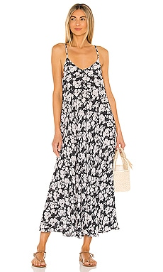 Emmett Tencel Dress ACACIA $187 NEW