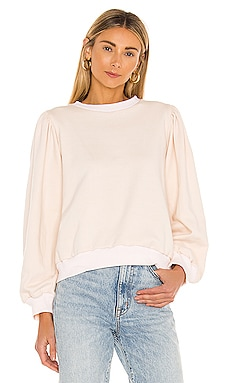 Nora Organic Terry Sweatshirt ACACIA $47 (FINAL SALE)