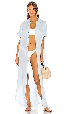 Oahu Duster Acacia Swimwear $187