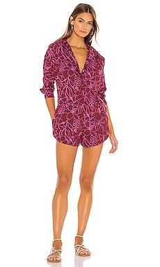 Acacia X REVOLVE Swimwear Kapa'a Romper Acacia Swimwear $176