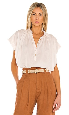 Max Cotton Top ACACIA $154 Sustainable