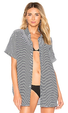 Mombasa Button Up Acacia Swimwear $76
