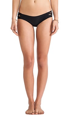 Acacia Swimwear Pikake Bikini Bottom in Storm