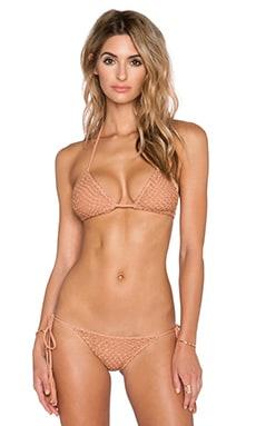 Acacia Swimwear Humuhumu Bikini Top in Topless