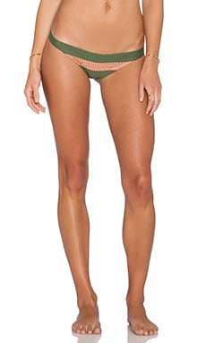 Pavils Bikini Bottom in Palm