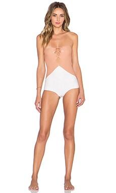 Acacia Swimwear Bronx Swimsuit in Haupia