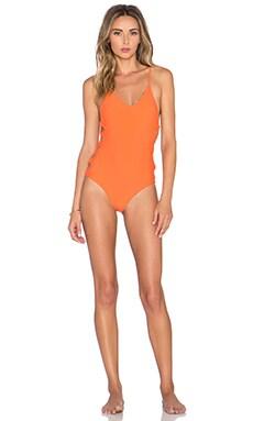 Acacia Swimwear Florence Swimsuit in Mango