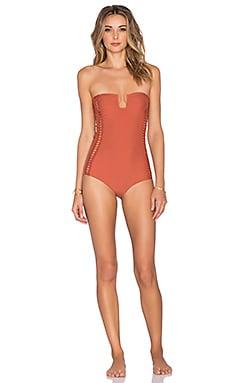 Acacia Swimwear Africa Swimsuit in Li Hing Mui