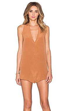 Acacia Swimwear Haiku Romper in Topless