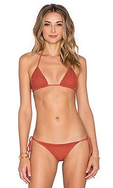 Acacia Swimwear Humuhumu Bikini Top in Li Hing Mui