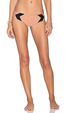 Acacia Swimwear Mentawai Bikini Bottom in Topless & Storm