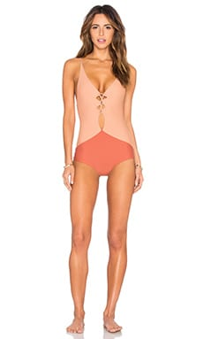 Acacia Swimwear Kokomo One Piece in Li Hing Mui
