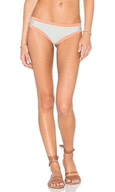 Mesh Sao Paulo Bikini Bottom en Tidepool