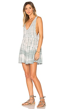 Havana Mini Dress in Shibori