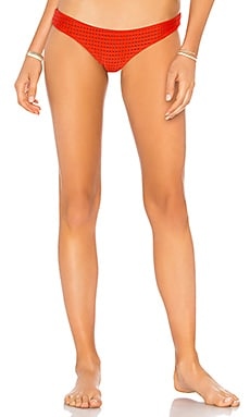 Ho Okipa Mesh Bikini Bottom ACACIA $75