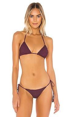 Crochet Humuhumu Top Acacia Swimwear $119