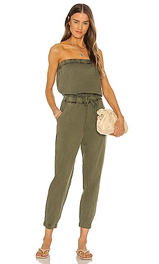 X REVOLVE Reeve Jumpsuit YFB CLOTHING $172 NEW
