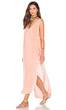 YFB CLOTHING Zaria Maxi Dress in Nectar