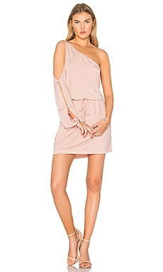 Lula Dress in Pink Sand