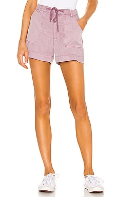 SHORT TAILLE HAUTE MILO YFB CLOTHING $90