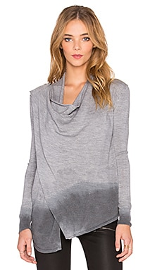 YFB CLOTHING Kaya Sweater in Light Grey