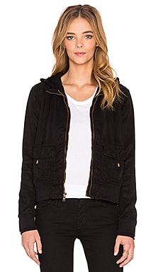 YFB CLOTHING Alena Jacket in Black