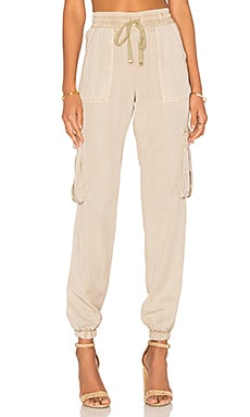 YFB CLOTHING Magnolia Pant in Oatmeal