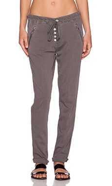 YFB CLOTHING Deacon Pant in Charcoal