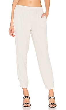 Larry Jogger en Sable blanc