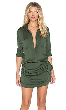 YFB CLOTHING Melina Romper in Fatigue