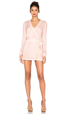 YFB CLOTHING Tibby Romper in Peony
