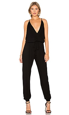 Rodney Jumpsuit in Black