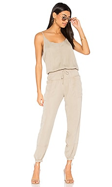 Iver Jumpsuit in Marble
