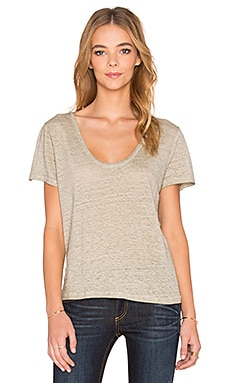 YFB CLOTHING Sprout Top in Sand