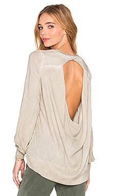 YFB CLOTHING Tai Top in Sand
