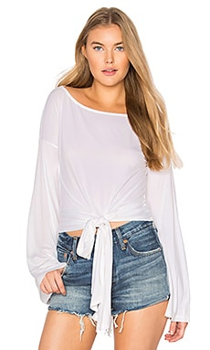 Largo Top in White
