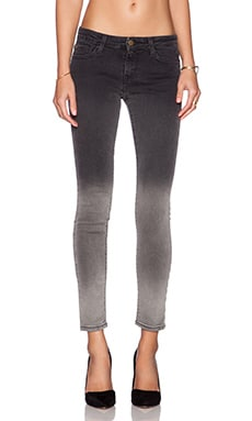 Acquaverde Scarlett Skinny in Shaded Grey