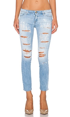 Acquaverde Nikky Skinny in Ripped