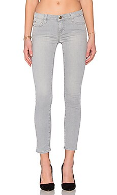 Acquaverde Scarlett Skinny in Used Grey