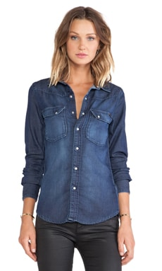 Clyde Denim Shirt